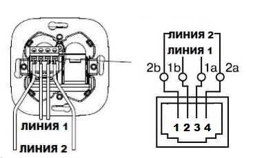 podkljuchenie-telefonnoj-rozetki-rj14