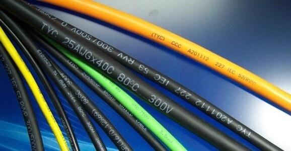 маркировка кабелей и проводов
