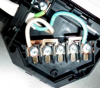 схема подключения варочной панели к 220 вольт