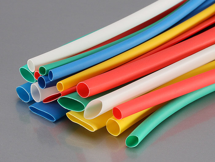 Термоусадочные трубки для изоляции проводов