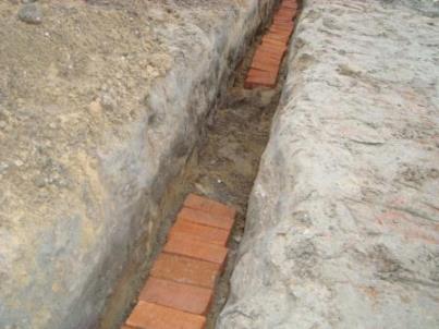 защита проложенного в земле кабеля