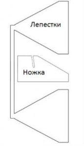 Схема для печати